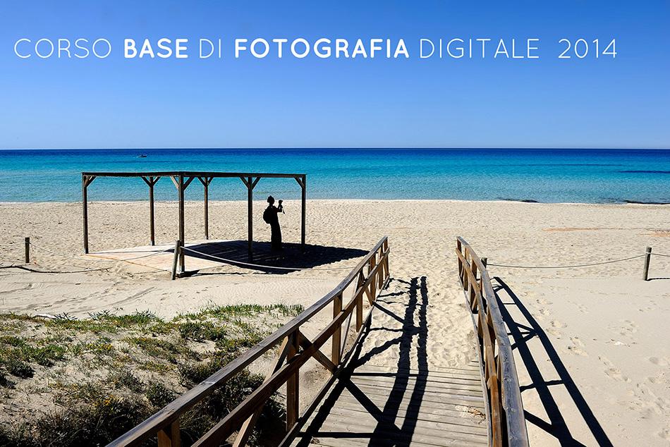 Corso Base Di Fotografia Digitale 2014
